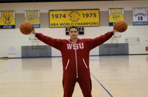 当篮球遇上睡衣。。